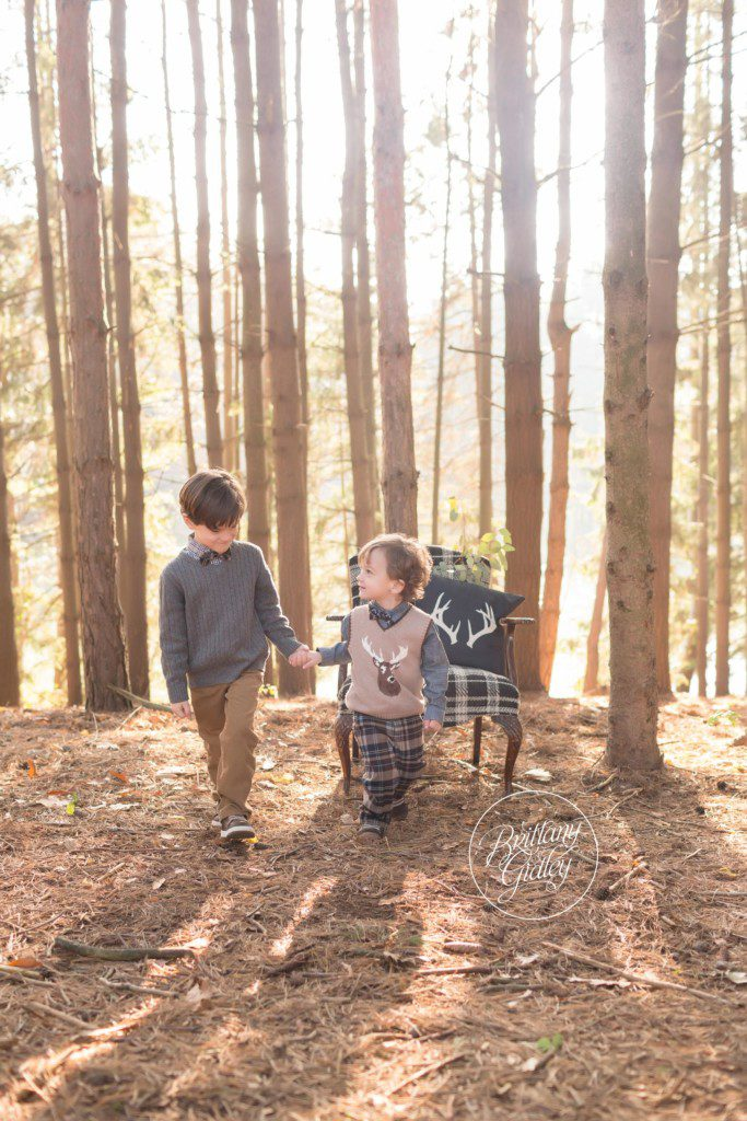 Dream Mini Session | Christmas | Holiday Card Inspiration | Mini Sessions | Best Christmas Card Images | www.brittanygidley.com