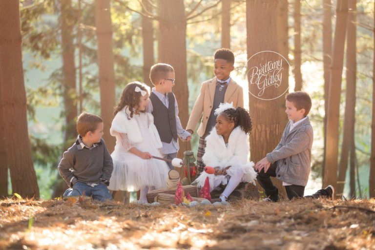 Dream Mini Sessions | Christmas Mini Sessions | Christmas Card Inspiration | Cleveland | Mini Session Inspiration