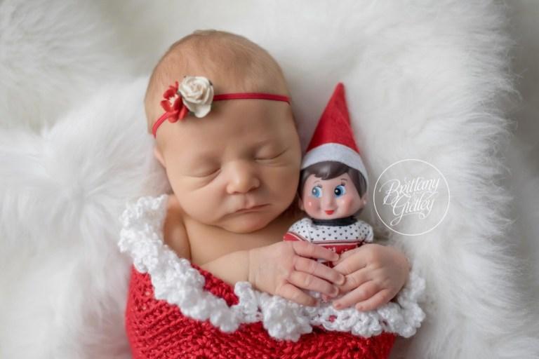 Elf on The Shelf Newborn