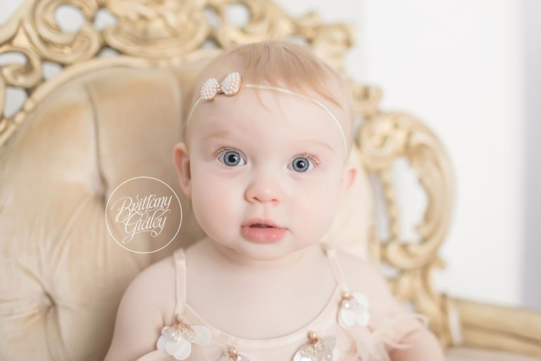 Gold Chair | Dream Lighting | Princess Dream Session
