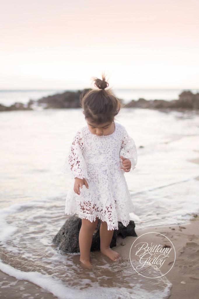 Sunrise | Toddler Photographer | Hawaii