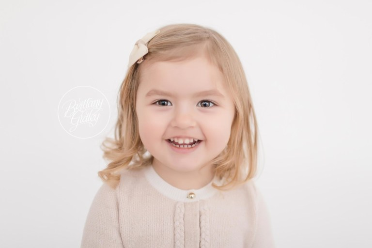 Big Sister | Rose Gold | Cream | Smile | Child Photographer