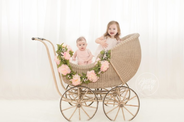 Dream Session | Vintage Pram | Start With The Best | Cleveland Photographer | www.brittanygidley.com