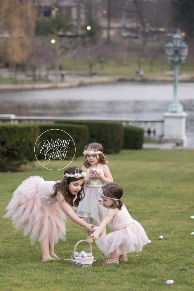 Easter Egg Hunt | Magic of Childhood | Brittany Gidley Photography