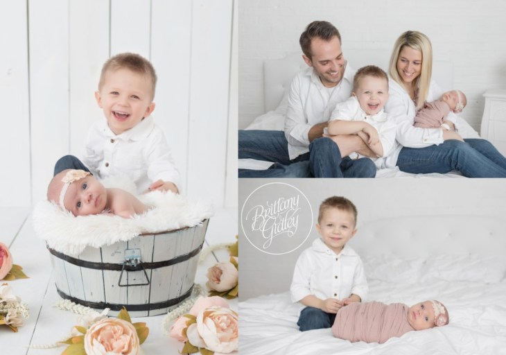 Family Photography | Family Photographer | Newborn | Siblings