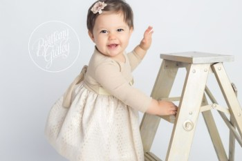 First Birthday Photographer | Sophia 12 Months