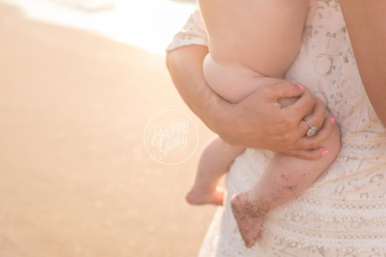 Baby Beach Photography | 12 Month Baby | Cleveland Ohio | Edgewater Beach