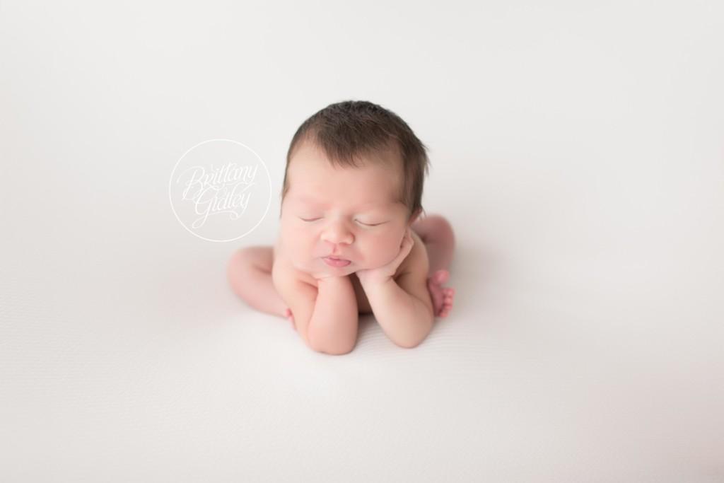 Newborn Baby Photo Shoot | Introducing Cameron