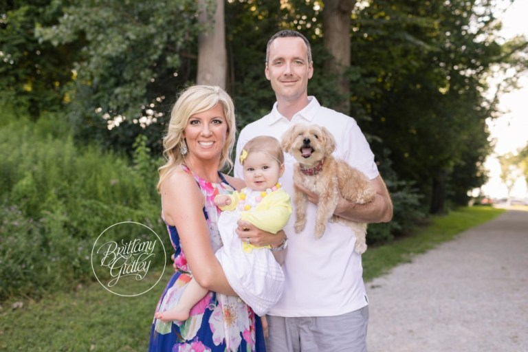 Family Photography | Baby Photo Shoot | Edgewater Beach | Start With The Best
