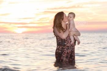 Edgewater Beach | Kieran 6 Months