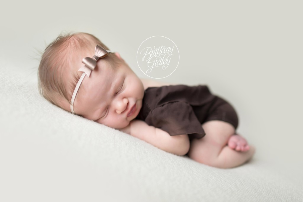 Beachwood Newborn Photographer | Introducing Mabel