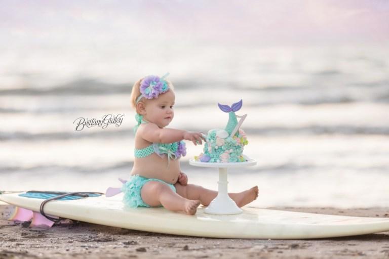 Mermaid Photo Shoot Angelina 12 Months Mermaid Dream