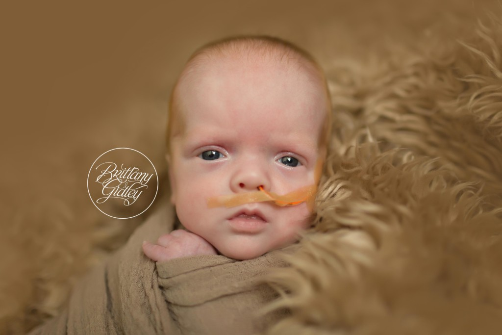 Best NICU Photography | Kolton 3 Months