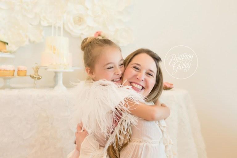 Swan Queen Birthday Ideas | Ballerina Birthday Party | Swan Queen | Brittany Gidley Photography LLC