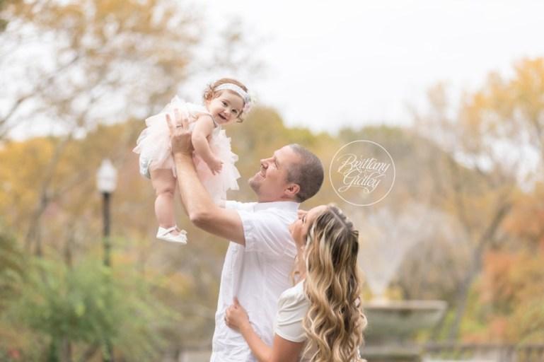 Brecksville Baby Photographer | Gabby 12 Months | Cleveland Cultural Gardens