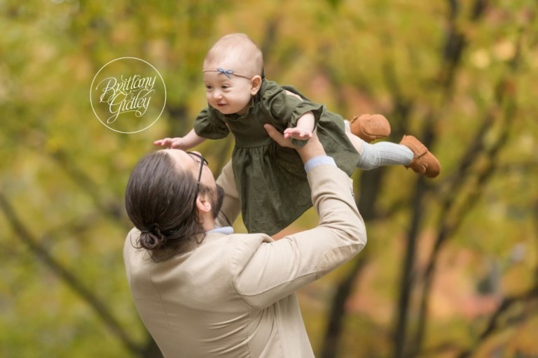 Cleveland Heights Baby Photography | 12 Month Baby | Cleveland Cultural Gardens | Italian Garden Cleveland Ohio