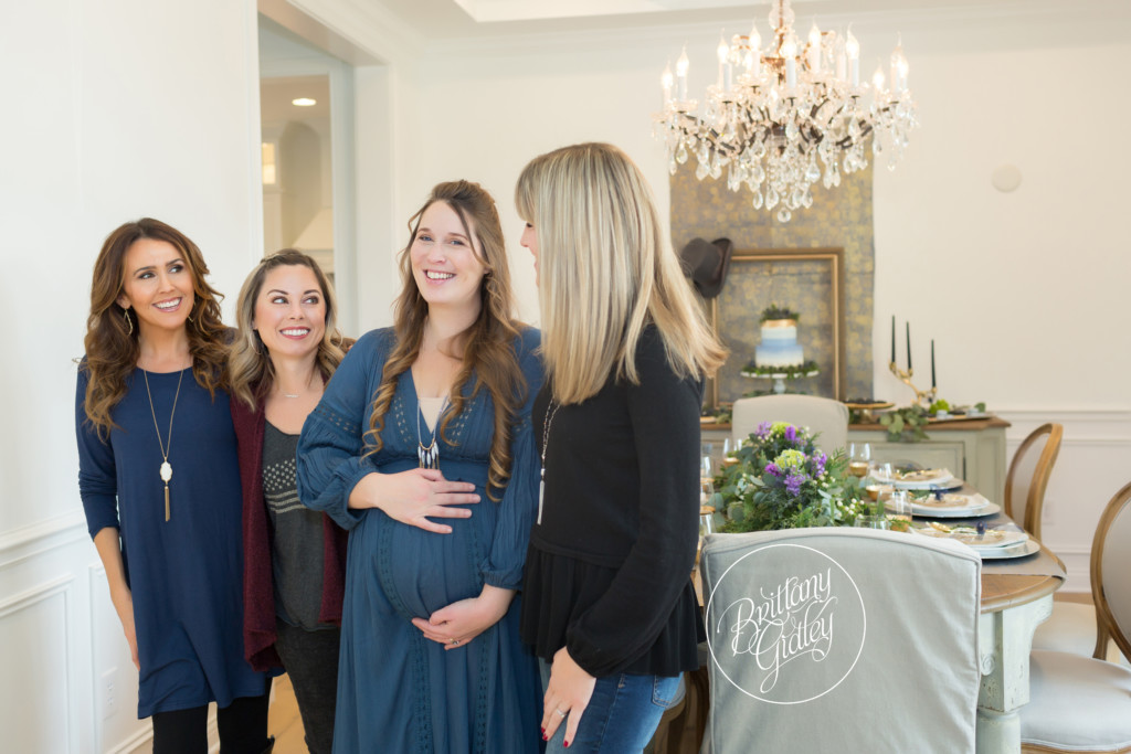 Dapper Little Fox Baby Shower | Baby Shower Photographer