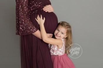 Westlake Maternity Photographer | Waiting on Baby N