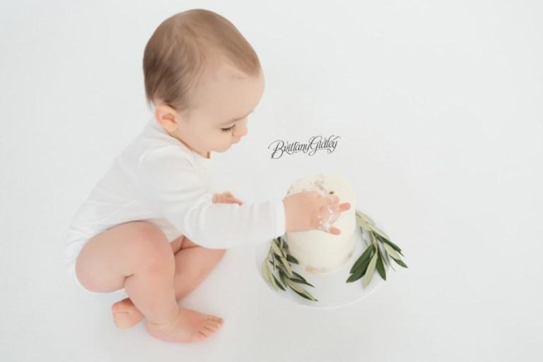 Baby Dream Session | Balloons & Blanc Dream Session | Cake Smash