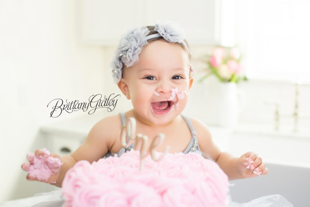 Pancake Perfection Dream Session | New Jersey Baby Photographer | Riley 12 Months
