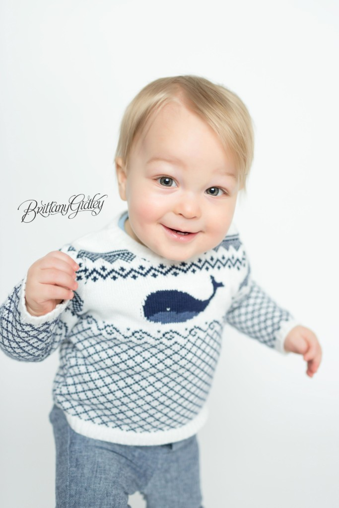 12 Month Old Baby Boy   Photo Shoot 1 Year