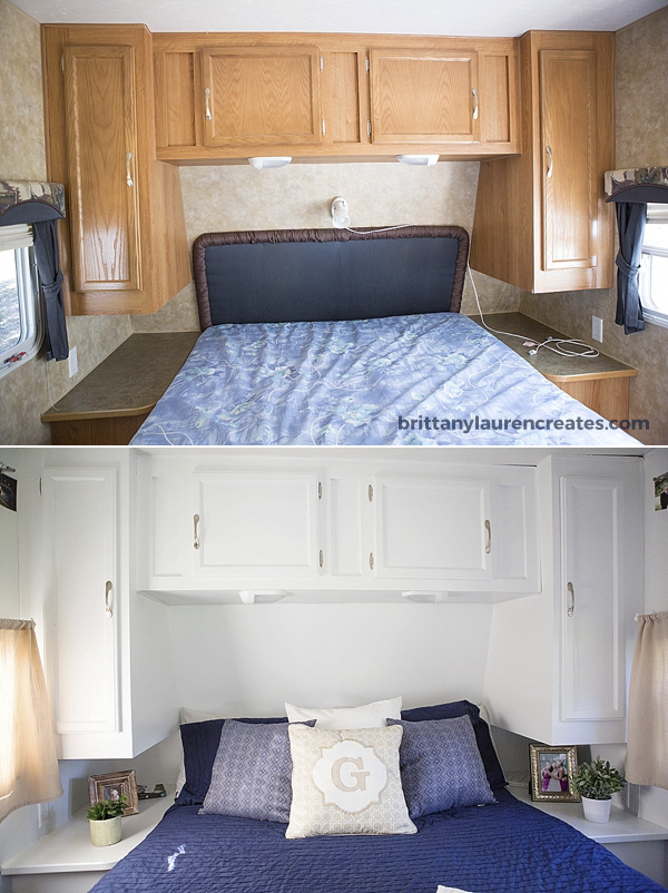 kitchen renovation cost serving tools before & after gorgeous diy camper