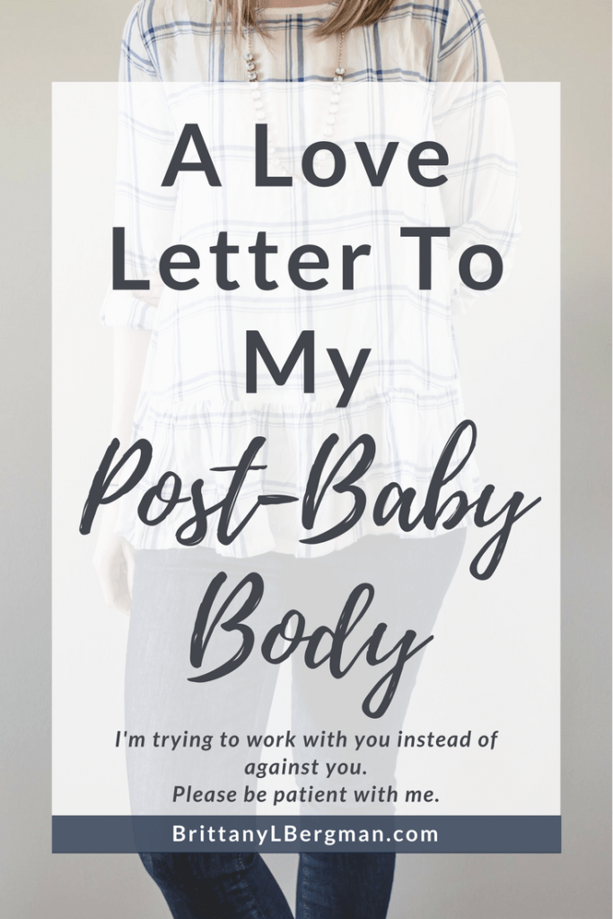 I felt lots of big feelings about my body during pregnancy and after I gave birth to my daughter. In good moments, I felt empowered, and in bad moments, I felt betrayed. This is how I'm learning to love and care for my body in this new phase of post-baby life.