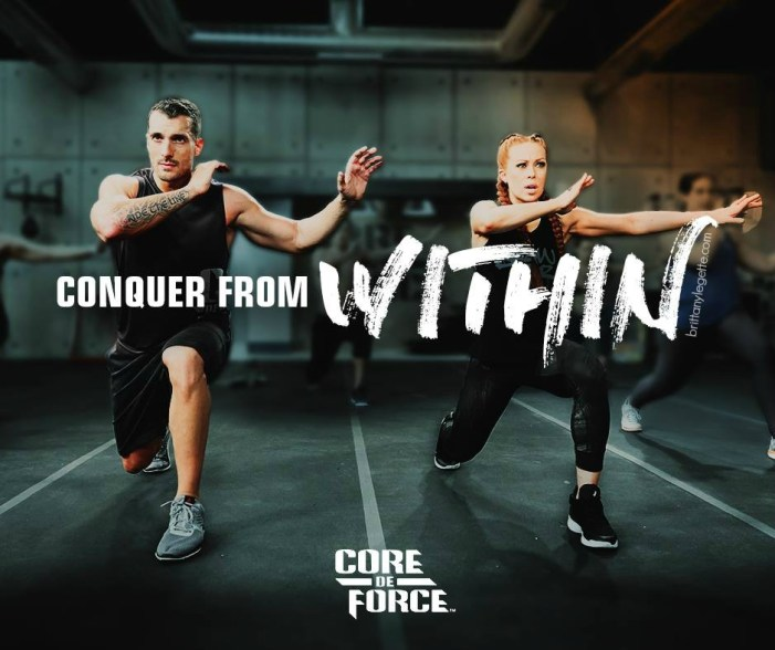 Core de Force, core de force, MMA, mixed martial arts, home workout, home, fit, fitness, Joel, Jericho, results. weightloss, lose, weight, abs, new mom, mom, workout, healthy, nutrition, coach, help, challenge, top, coaching