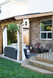 Build Covered Patio - Brittany Stager