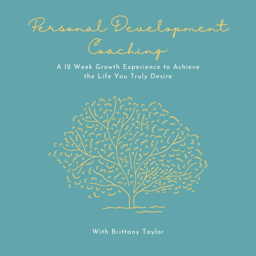 Personal Development Coaching 12 Weeks