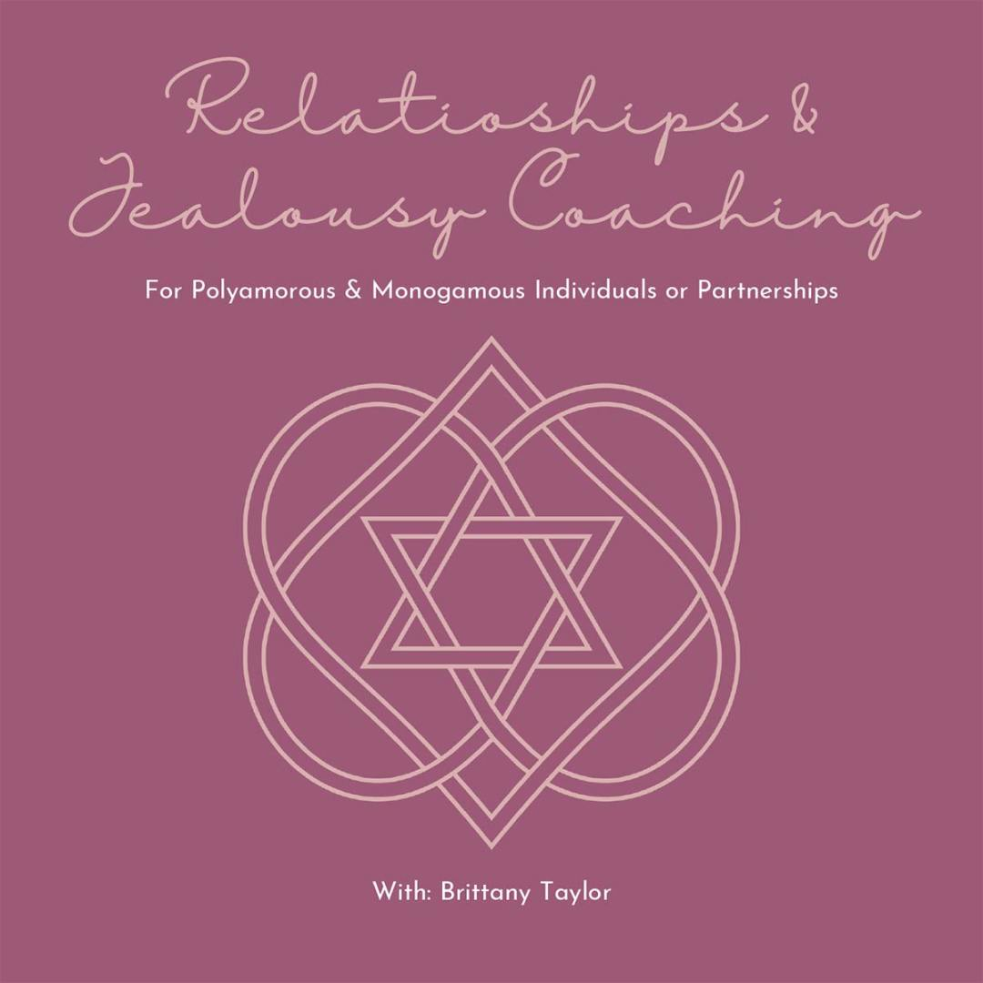 Relationships & Jealousy Coaching Graphic