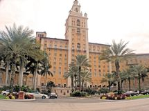 Biltmore Hotel And Country Club Coral Gables Florida