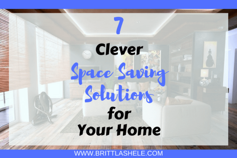 7 Creative Ways to Save Space in Your Home