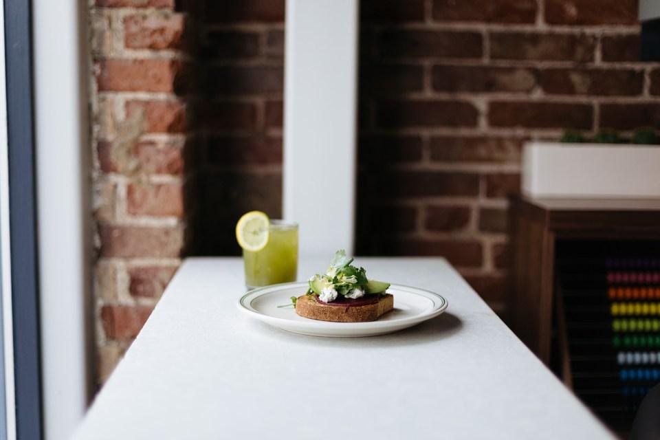 Brittni Bell Photo Denver Food and Lifestyle Photographer Wendells Avocado Toast 3