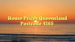 House Prices Queensland Postcode 4165