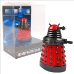 Red Desktop Dalek