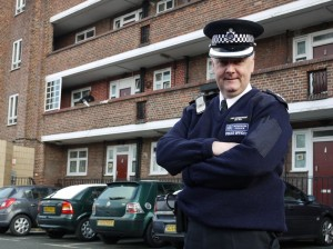 Ch sup Matt Bell, borough commander. Picture: Tim Dickens