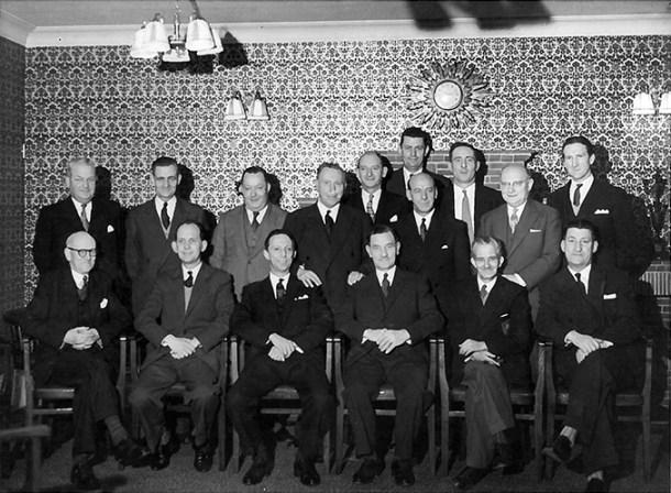 members in 1961