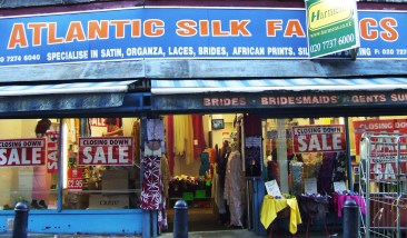 Atlantic Silk Fabrics