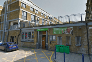 Stockwell Park Community Centre. Picture: Google Streetview
