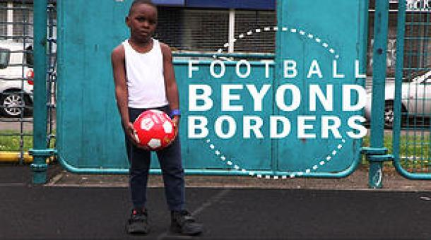 Football Beyond Borders (Angell Town Campaign)
