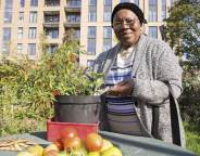 Sylvia Tejan-Cole of the Cloisters sheltered housing scheme off Brixton Road