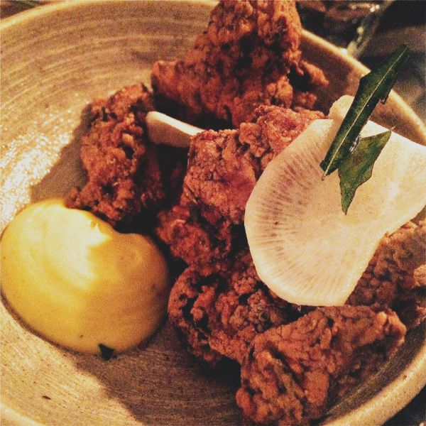Kricket Kerelan Fried Chicken