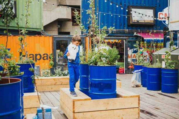 New farm and garden pops up in Brixton Brixton Blog