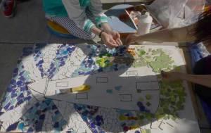 painting at Brixton Windmilll