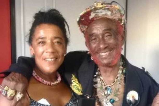 Delores Williams meet Lee 'Scratch' Perry