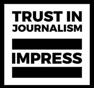Trust in Journalism Impress logo