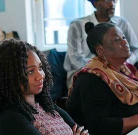 Rashid Nix Black History Month lecrture