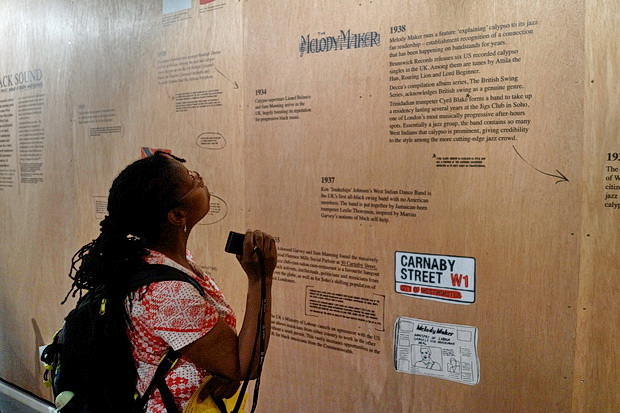 Black Sound exhibition celebrates British black music at the Black