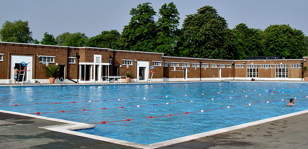 brockwell swimmers to host a fun water polo evening at brockwell lido on tuesday 7th july